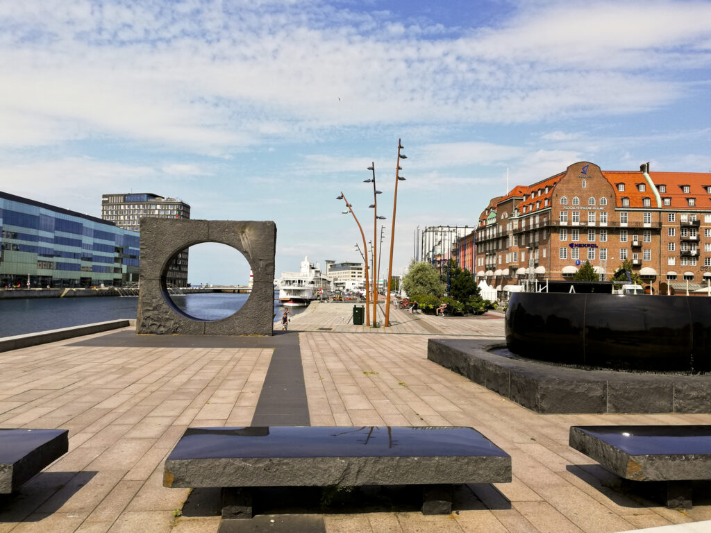 Malmö Hafenbecken
